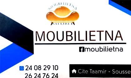 Moubilietna Tunisie